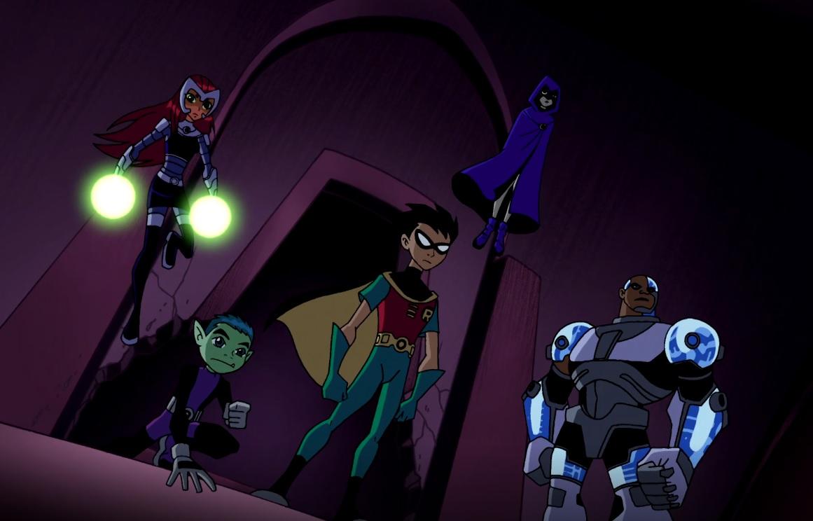 First Teen Titans Episode 88