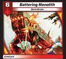Battering Monolith