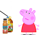 Peppa and the apple juice 4