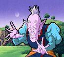 Kaio-shin Anciano Futuro Alternativo