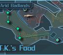 Мізинчик: Їжа для Т.К.