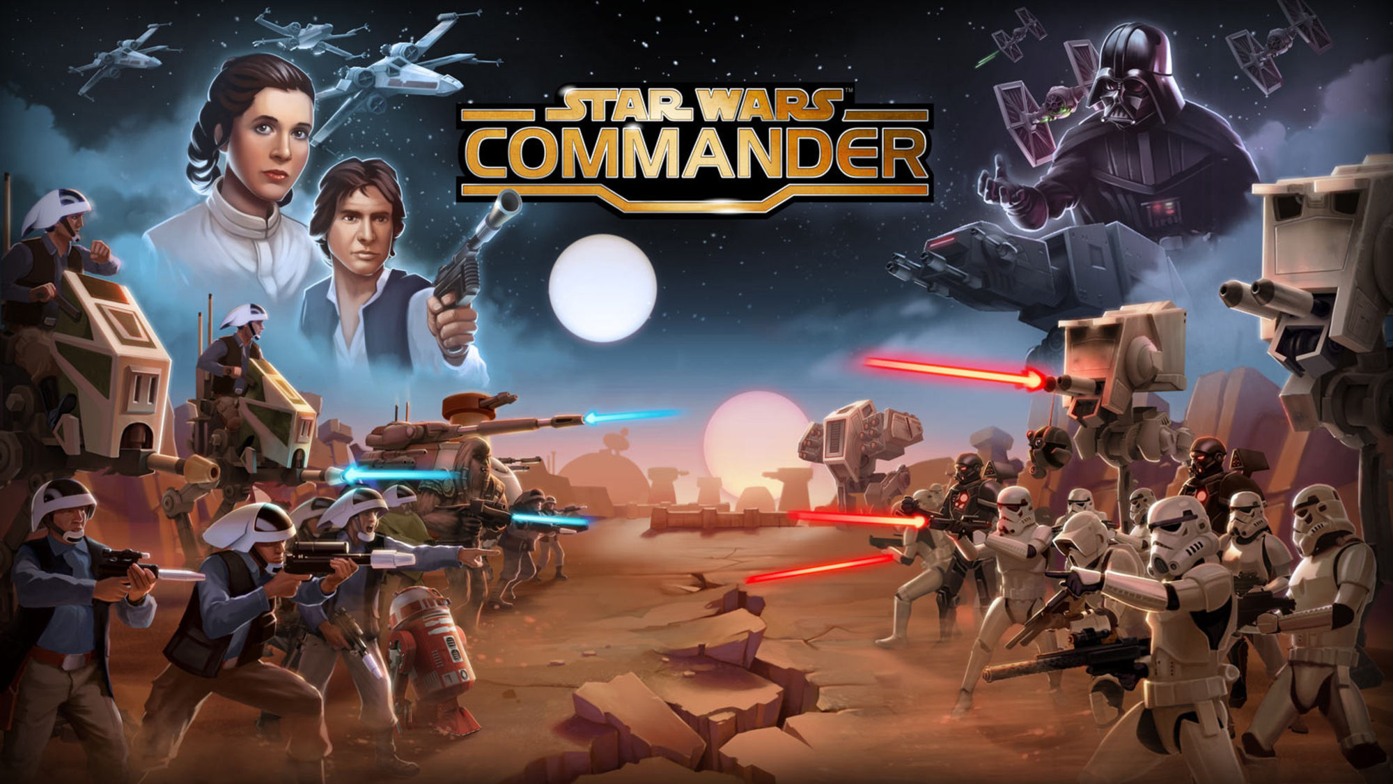 Star Wars™: Commander – Apps bei Google Play