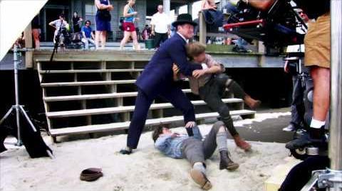 Boardwalk Empire Season 5 Invitation to the Set (HBO)