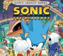 Sonic the Hedgehog: Legacy Volume 3