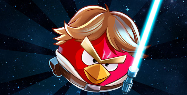 Angry Birds Star Wars  Official Site
