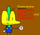 Koopatroopaman watches a Pirated DVD