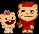 Pop and Cub