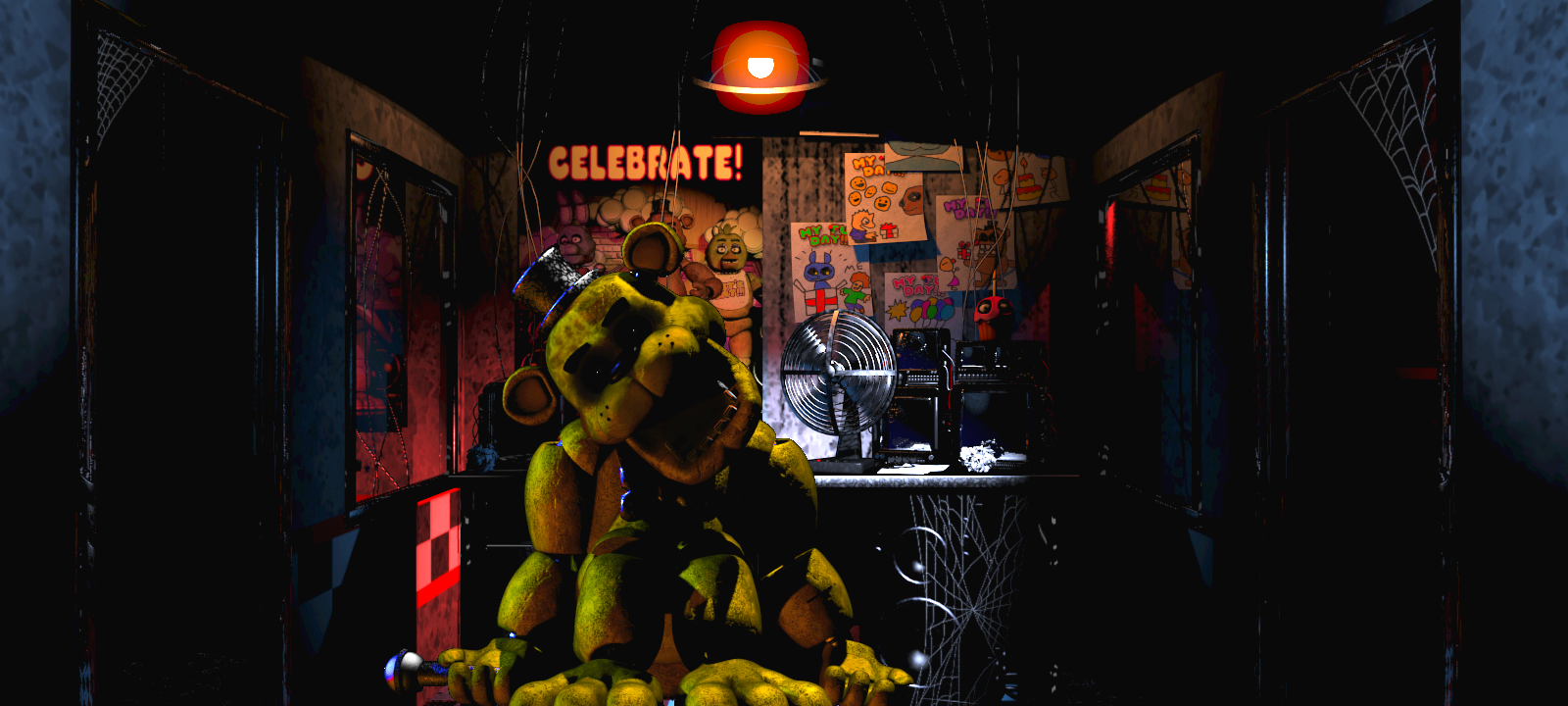 Five nights at freddy s nightmare fuel tv tropes