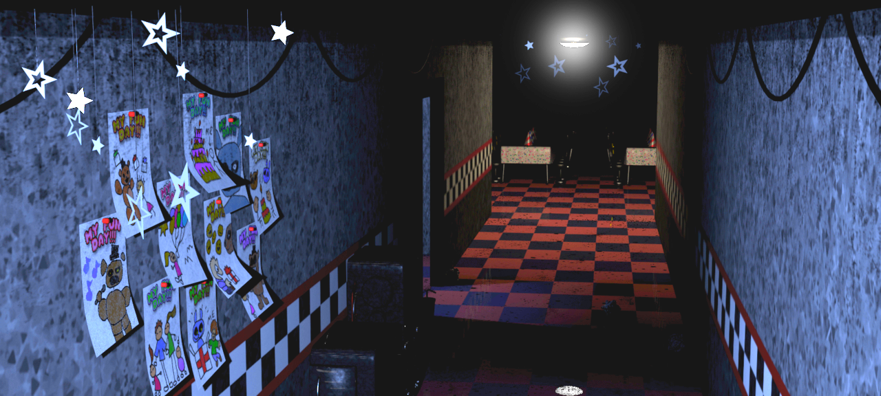 My theory on the shadow animatronics five nights at freddy s wiki