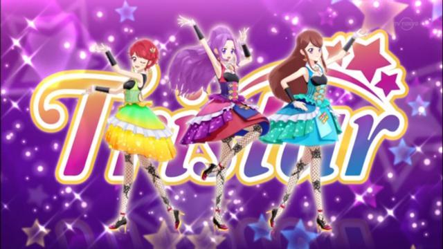 Tristar - Aikatsu! Wiki