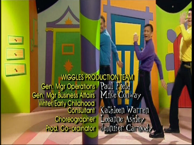 Similiar The Wiggles Series 3 Keywords