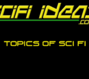 Topics of Sci Fi