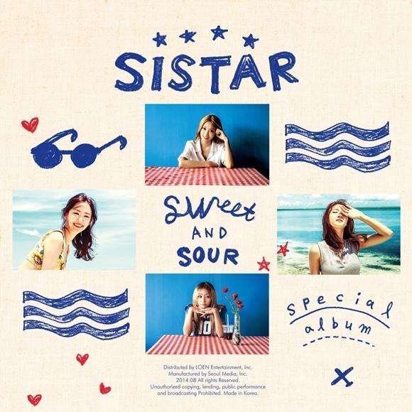 [Biografia] SISTAR SISTAR_iswear