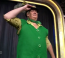 The Notre Dame Leprechaun with a Pituitary Gland Disorder