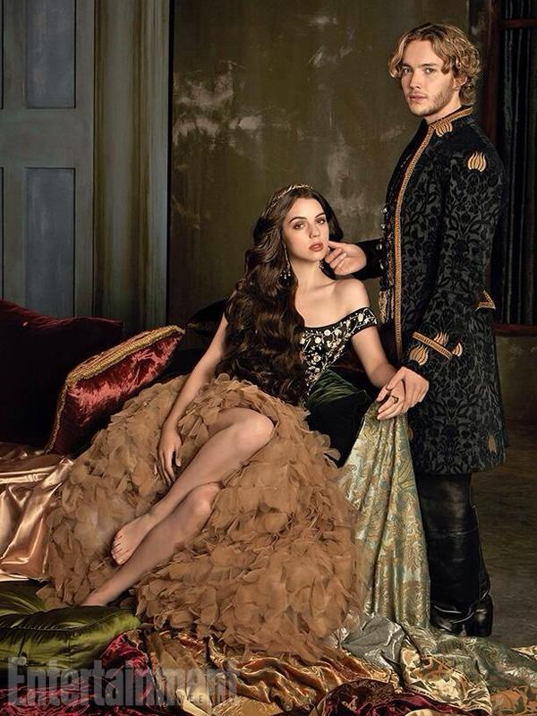Mary and Francis - Reign CW Wiki