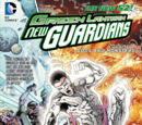 Green Lantern: New Guardians: Gods and Monsters (Collected)