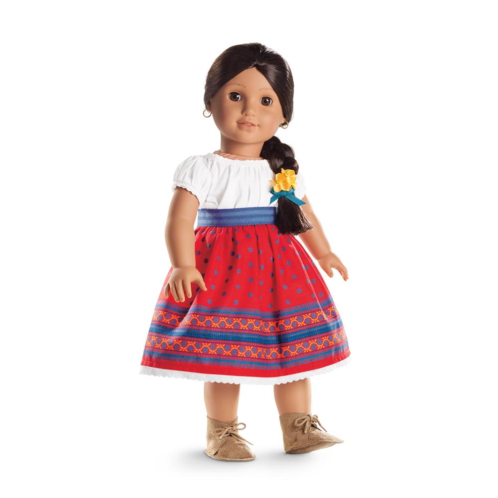 Josefina Montoya (doll) - American Girl Wiki  Josefina Montoy...
