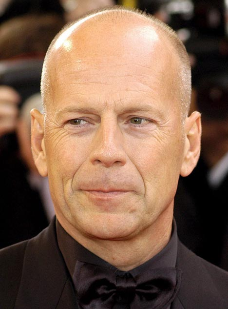 Full resolution  Bruce Willis