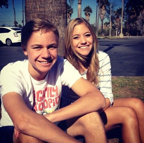 Is wesley stromberg dating carly miner 2014