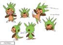 Chespin concept art.png