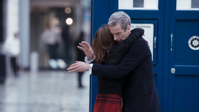 Deep Breath Tv Story Tardis Data Core The Doctor Who Wiki