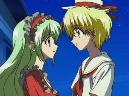 Photo 79067617 1Mermaid Melody Hippo And Yuri