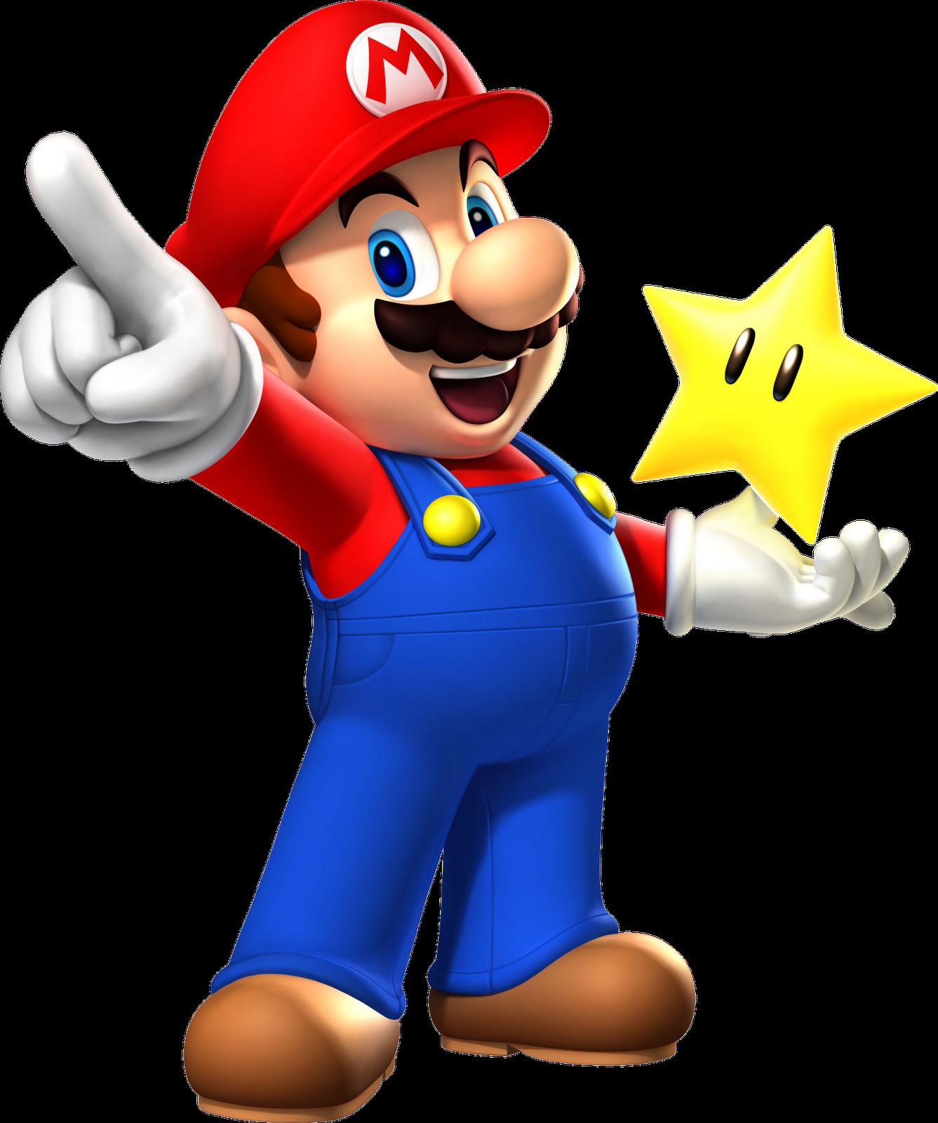 Imagen - Mario Star.png - Super Mario Wiki - La ...