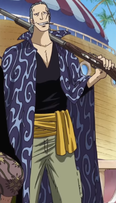 Benn Beckman The One Piece Wiki Manga Anime Pirates
