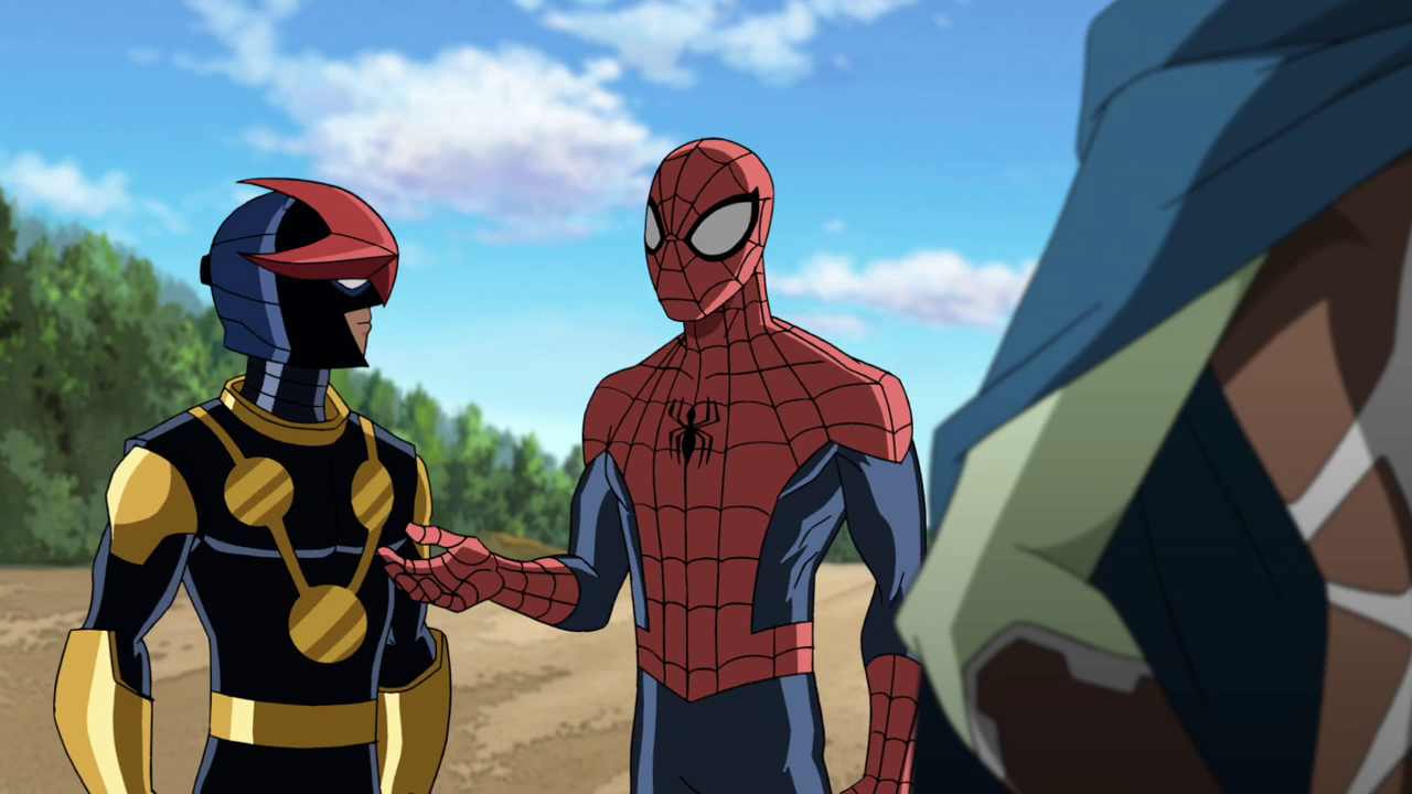 Nova ultimate spider man wiki - photo#14