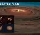 Planetesimals