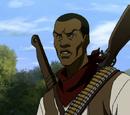 Catcher Freeman