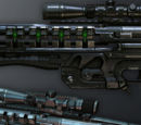 M2014 Gauss Rifle