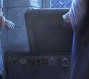 Malle magique d'Alastor Maugrey