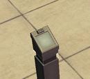 Electrono-Ticket Machine