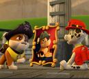 Captain Blackfur/Trivia