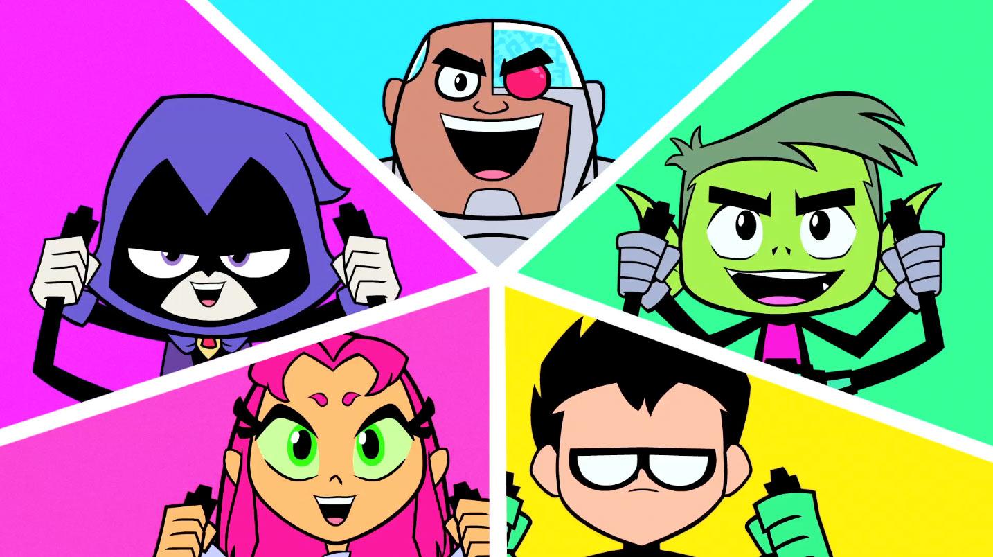 Teen Titans Cbr 80