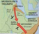 The Second Italo-Ethiopian War