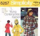 Simplicity 5257 B