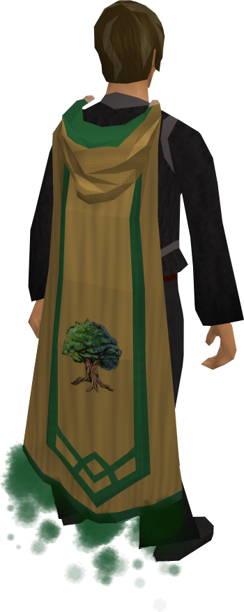 Woodcutting master cape the runescape wiki for Runescape exp table 1 99