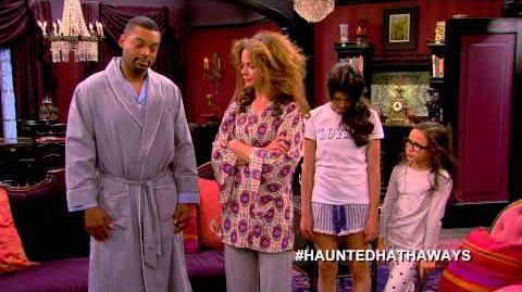 Haunted Hathaways Haunted Heartthrob - Another Ghost Clip Nick