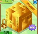 Egyptian Puzzle Box