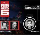 Byzantinefire/Big Hero 6 and Tomorrowland at New York Comic-Con 2014
