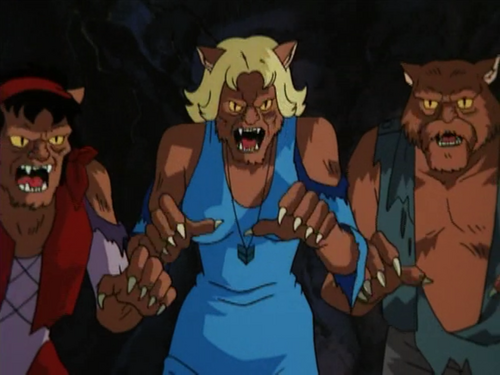 Werecats (Scooby-Doo on Zombie Island) - Scoobypedia, the ...