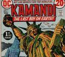 Kamandi/Covers