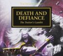 Death and Defiance (Anthology)