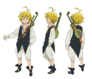 Meliodas anime character designs 2.png