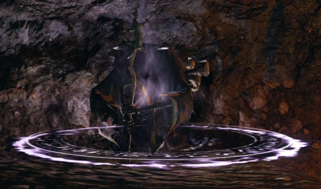 Dark Souls 2 Wiki: Necromancer (Dark Souls II)
