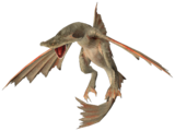 Piscine wyvern the monster hunter wiki monster hunter for Piscine wyvern