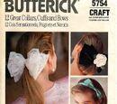 Butterick 5754 B