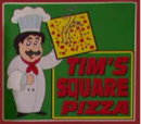 Tim's Square Pizza